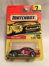 1996 Issue Matchbox Superfast T-Bird Stocker #4 Car 1:64 Diecast New