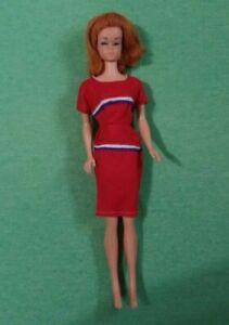 Vintage Barbie Doll -  Vintage Fashion Queen Barbie Doll