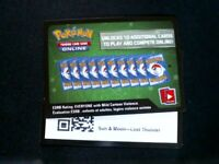 Pokemon TCG Online Code Lost Thunder - Emailed Same Day!!
