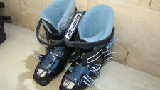 Nordica WOMEN'S Synergy RS Downhill SKI BOOTS Size 280 mm 4 Buckles