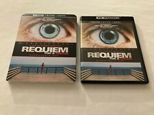 Requiem for a Dream (4K Ultra Hd / Blu-ray, 2000) with Slipcover, No Digital