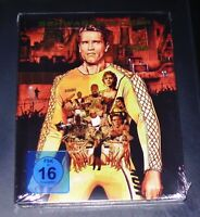 Running Man en Relief Limitée Collector´S steelbook Édition Grand blu ray Neuf