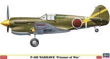 """P 40e """"Prisoner Of War"""" Hasegawa Kit 1:48 HGSSP304"""