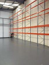 Pallet racking   for warehouse   .... (FOUR bays !!!)