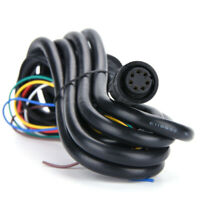 Replacement 7-Pin Power Cable For GARMIN POWER CABLE GPSMAP 128 152 192C 580 GPS