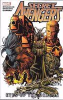 Secret Avengers Vol 2: Eyes of the Dragon by Brubaker & Deodato 2011 TPB Marvel