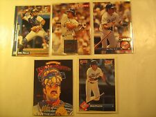 (Lot of 5) 1990's Cards MIKE PIAZZA  Donruss [c3a5]
