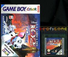 LA CARICA DEI 102 CUCCIOLI ALLA RISCOSSA Gameboy Color ••••• CARTUCCIA e MANUALE