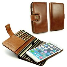 personnalisé Alston Craig Cuir Vintage Magnétique Porte-feuille -iPhone 7 Plus