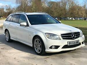 Mercedes-Benz C Class 2009 (59 reg) 2.1 C220 CDI BlueEFFICIENCY Sport 5dr