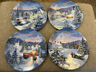 1993+TIS+THE+SEASON+COLLECTOR+PLATES+BY+JEAN+SIAS+%28SET+OF+4%29