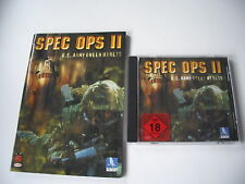 Spec Ops 2  U:S: Army Green Berets    (PC)     USK 18