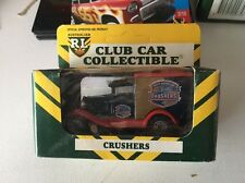 Matchbox 95 ARL NRL Club Car Collectible Rugby League Model A Sth Qld Crushers