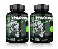 2 Dosen Testosteron Booster Muskelaufbau Extrem Wirkung Anabol Testo Kapseln 240