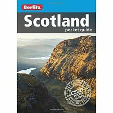 Berlitz: Scotland Pocket Guide by APA Publications Limited (Paperback, 2016)