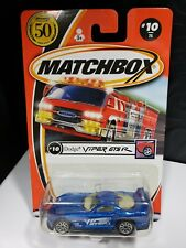 2002 MATCHBOX DODGE VIPER GTS R - A12