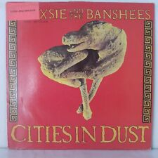 """Siouxsie And The Banshees – Cities In Dust (Vinyl, 12"""", Maxi 45 Tours)"""