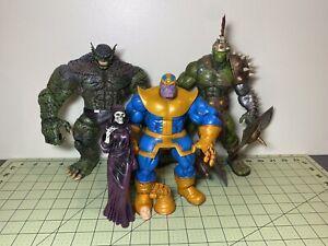 Diamond Select Thanos Abomination Gladiator Hulk Action Figures