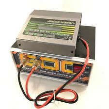 Battery Balancer Charger/Discharger 400W   + Power Supply 600W - LIPO 6S @ 20Amp