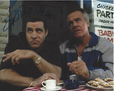 STEVEN VAN ZANDT SIGNED AUTHENTIC 'THE SOPRANOS' SILVIO 8X10 PHOTO COA PROOF