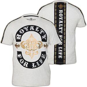REBEL SPIRIT T-Shirt SSK141725 Beige T-Shirts Herren  Rebel Spirit