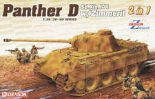 1/35 Dragon Sd.Kfz.171 Panther Ausf.D w/Zimmerit (2 in 1) #6945