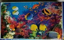 Puzzlebug 500 Pc Jigsaw Puzzle, CORAL FISH PARADISE, SEALED/COMPLETE