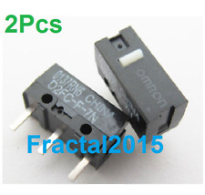 2pcs OMRON Micro Switch D2FC-F-7N for Mouse