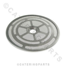 52mm SHOWER PLATE FILTER SCREEN 51.5mm HOLE FIXING 6.2mm COFFEE MAKER MACHINE