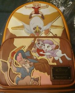 Loungefly X Disney - Rescuers Down Under Mini Backpack