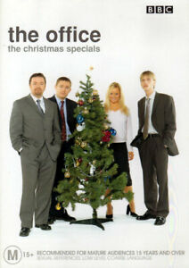 'The Office' The Christmas Specials - Ricky Gervais - DVD