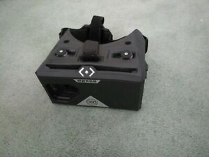 Black Merge 360 VR and AR Virtual Reality Headset - No Records