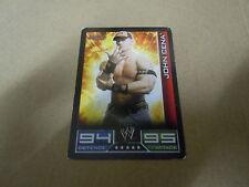 Carte - Catch  Topps Slam Attax 2008 - RAW - John Cena