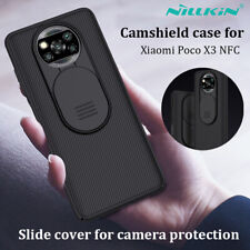 Nillkin For Xiaomi Poco X3 NFC Shockproof CamShield Case Camera Protection Cover