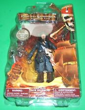 Pirates of the Caribbean At Worlds End CAPTAIN JACK SPARROW Action Figure NIB
