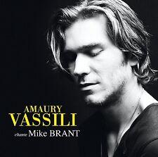 AMAURY VASSILI - AMAURY VASSILI CHANTE MIKE BRANT  CD NEUF
