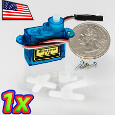 [1x] Tiny Micro Nano Servo 3.7g For RC Airplane Helicopter, Drone, and Arduino