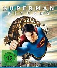 SUPERMAN RETURNS (Kevin Spacey, Brandon Routh) Blu-ray Disc NEU+OVP