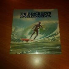 LP THE BEACH BOYS 20 GOLDEN GREATS CAPITOL 3C 064-82232 SIGILLATO ITALY 1985 MCZ