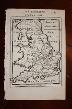 ✒ 1683 MANESSON MALLET royaume d ANGLETERRE England