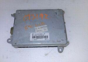 1999-2000 Ford Windstar Multi-function Control Module XF2T-13C788-AA