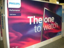 Philips 65PUS7304 Ambilight 3-seitig 4K 65 Zoll LED 4K UHD Smart TV - Hellsilber