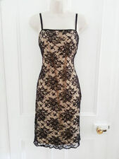 Warehouse Lace Stretch, Bodycon Sleeveless Dresses for Women
