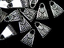 40 Pcs - Acrylic CCB Handbag Charms 17mm Craft Jewellery Making Beading E24