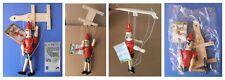 Pinocchio marionetta con i fili burattino in legno pupazzo snodabile artigianato