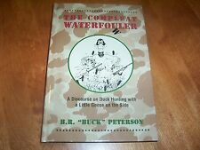 THE COMPLEAT WATERFOULER Hunting Waterfowl Humor Buck Peterson Classic Book NEW