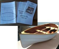 DIY Plans to Build Yourself a 1.5m (5ft) Mini Boat - please read listing