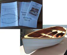 DIY Plans to Build Yourself a 1.5m (5ft) Garden Boat/Planter/Rocker