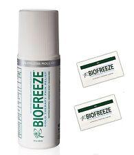 Biofreeze Roll-On Hands Free Pain Relief Arthritis Back Neck Shoulder Bio Freeze