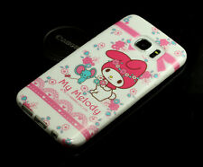 for Samsung Galaxy S7 edge Cute My Melody Soft TPU back Case cover Defender
